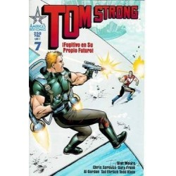 TOM STRONG Nº 7