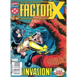 FACTOR X VOL.1 Nº 93