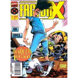 FACTOR X VOL.1 Nº 92