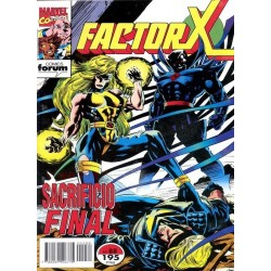 FACTOR X VOL.1 Nº 88
