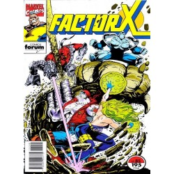 FACTOR X VOL.1 Nº 85