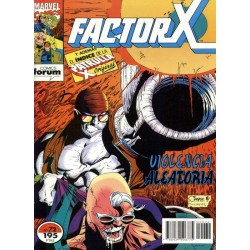 FACTOR X VOL.1 Nº 72
