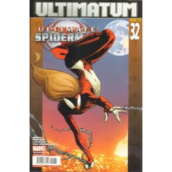 ULTIMATE SPIDERMAN VOL.2 Nº 32