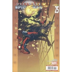 ULTIMATE SPIDERMAN VOL.2 Nº 25
