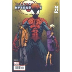 ULTIMATE SPIDERMAN VOL.2 Nº 22
