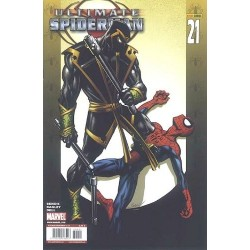 ULTIMATE SPIDERMAN VOL.2 Nº 21
