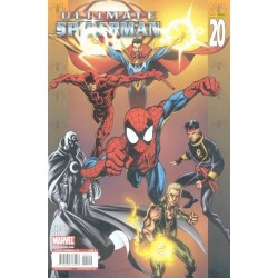 ULTIMATE SPIDERMAN VOL.2 Nº 20