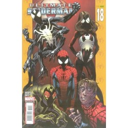 ULTIMATE SPIDERMAN VOL.2 Nº 18