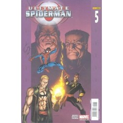 ULTIMATE SPIDERMAN VOL.2 Nº 5