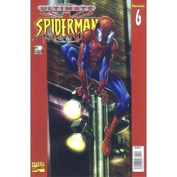 ULTIMATE SPIDERMAN VOL.1 Nº 6