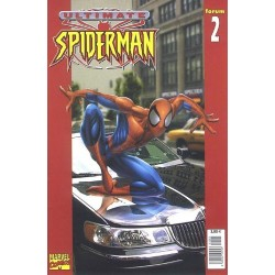 ULTIMATE SPIDERMAN VOL.1 Nº 2