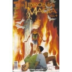 LOS LIBROS DE LA MAGIA Nº 4