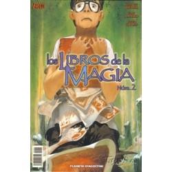 LOS LIBROS DE LA MAGIA Nº 2