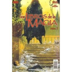 LOS LIBROS DE LA MAGIA Nº 1