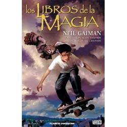 LOS LIBROS DE LA MAGIA TOMO