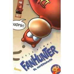 FANHUNTER Nº 6 EL INTERNAUTA