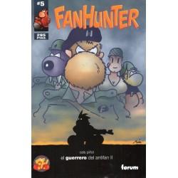 FANHUNTER Nº 5 EL GUERRERO DEL ANTIFAN II