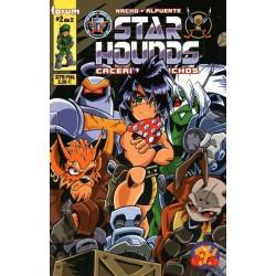 STAR HOUNDS: CACERÍA DE BICHOS Nº 2