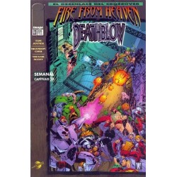 FIRE FROM HEAVEN Nº 20 DEATHBLOW