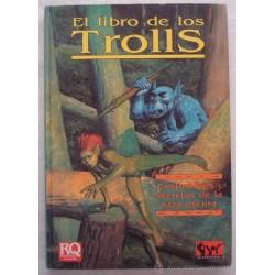 RUNE QUEST: EL LIBRO DE LOS TROLLS