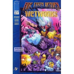 FIRE FROM HEAVEN Nº 14 WETWORKS