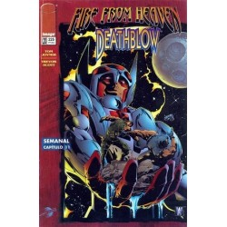 FIRE FROM HEAVEN Nº 11 DEATHBLOW