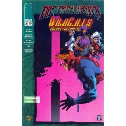 FIRE FROM HEAVEN Nº 10 WILDC.A.T.S.