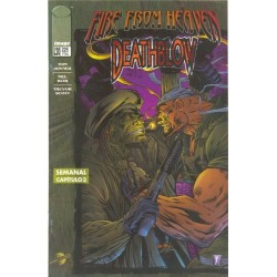 FIRE FROM HEAVEN Nº 3 DEATHBLOW