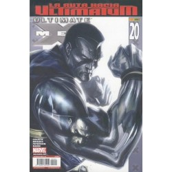 ULTIMATE X-MEN VOL.2 Nº 20