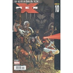 ULTIMATE X-MEN VOL.2 Nº 10