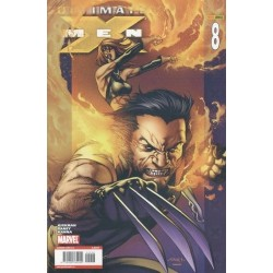 ULTIMATE X-MEN VOL.2 Nº 8
