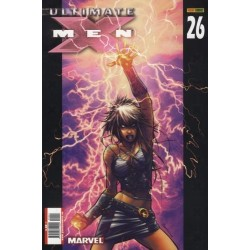 ULTIMATE X-MEN VOL.1 Nº 26