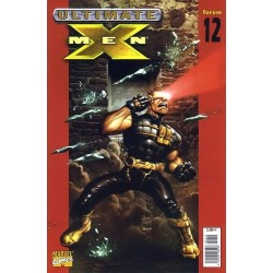 ULTIMATE X-MEN VOL.1 Nº 12