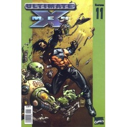 ULTIMATE X-MEN VOL.1 Nº 11