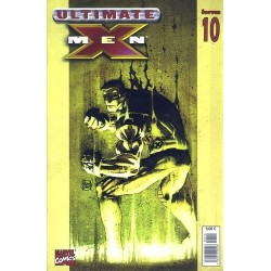 ULTIMATE X-MEN VOL.1 Nº 10