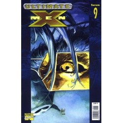 ULTIMATE X-MEN VOL.1 Nº 9