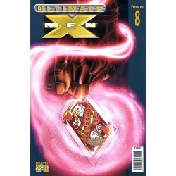ULTIMATE X-MEN VOL.1 Nº 8
