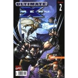 ULTIMATE X-MEN VOL.1 Nº 2