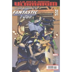 ULTIMATE FANTASTIC FOUR Nº 31