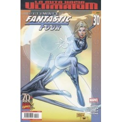 ULTIMATE FANTASTIC FOUR Nº 30