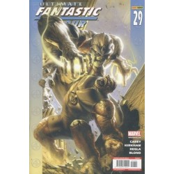 ULTIMATE FANTASTIC FOUR Nº 29