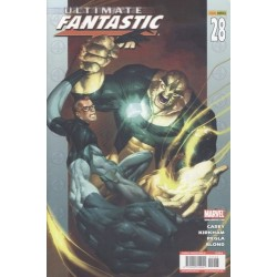 ULTIMATE FANTASTIC FOUR Nº 28