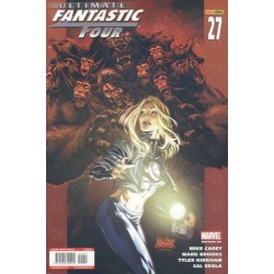 ULTIMATE FANTASTIC FOUR Nº 27