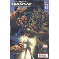 ULTIMATE FANTASTIC FOUR Nº 26