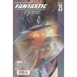 ULTIMATE FANTASTIC FOUR Nº 25