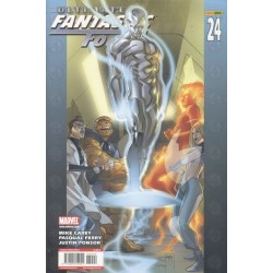 ULTIMATE FANTASTIC FOUR Nº 24