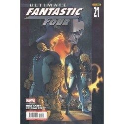 ULTIMATE FANTASTIC FOUR Nº 21