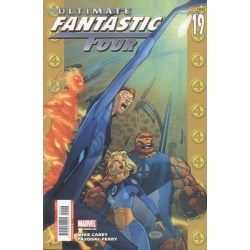 ULTIMATE FANTASTIC FOUR Nº 19