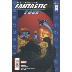 ULTIMATE FANTASTIC FOUR Nº 18