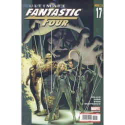 ULTIMATE FANTASTIC FOUR Nº 17